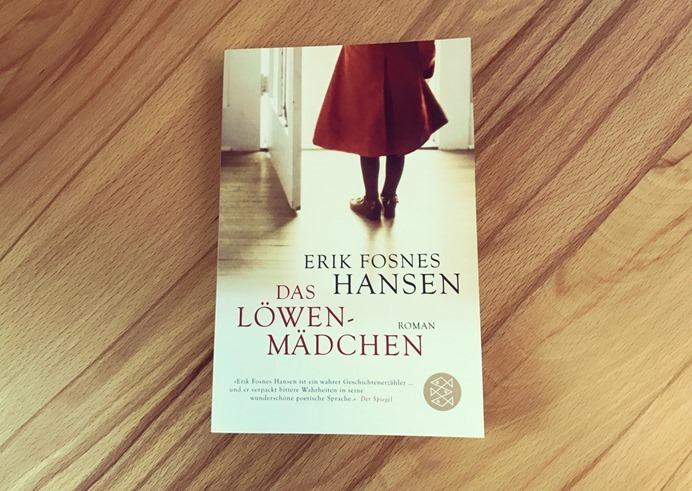 Rezension: Das Löwenmädchen von Erik Fosnes Hansen