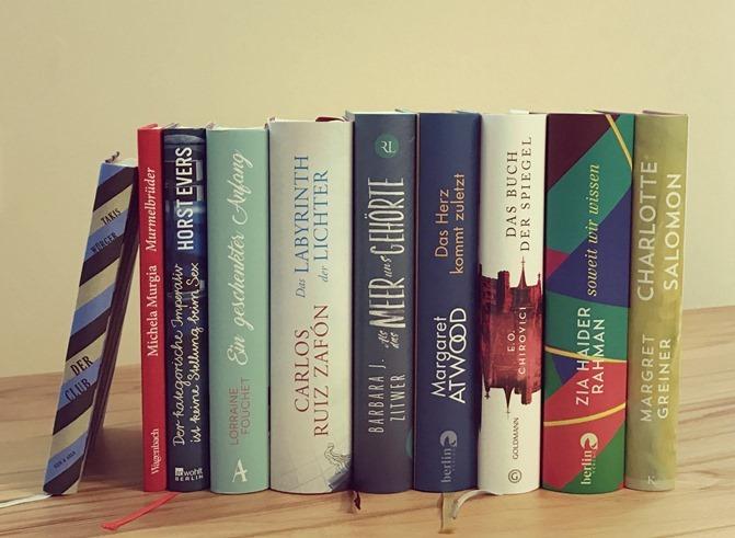 Neu im Regal: Geburtstag und Buchmesse, eine teuflische Mischung