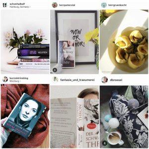 Mit einem Tag Versptung heute noch einige meiner liebsten Bloggerhellip