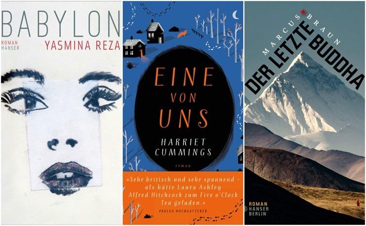 Ein Blick in die Verlagsvorschau von… Hanser Literaturverlage