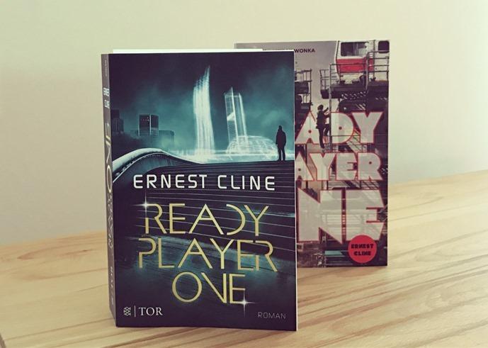 Rezension: Ready Player One von Ernest Cline