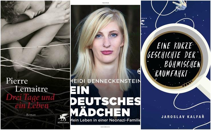 Ein Blick in die Verlagsvorschau von… Klett-Cotta / Tropen Verlag