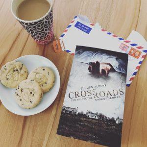 Frsorgliche Autoren versorgen uns Buchblogger nicht nur mit guten Bchernhellip