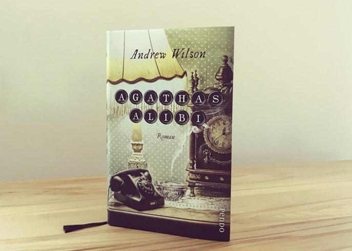Rezension: Agathas Alibi von Andrew Wilson