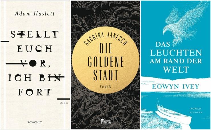 Ein Blick in die Verlagsvorschau von… Rowohlt Verlag