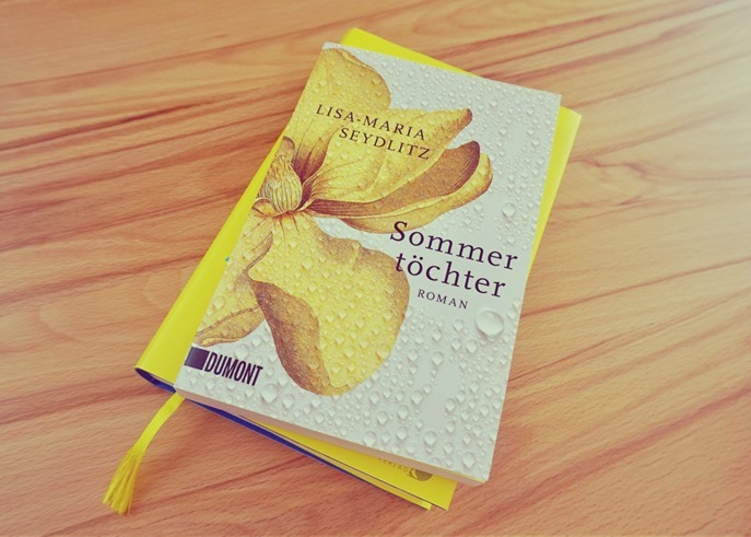 Rezension: Sommertöchter von Lisa-Maria Seydlitz