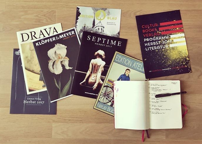 Ein Blick in die Verlagsvorschau von… unabhängigen Verlagen & Indies