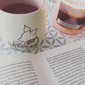 Hier ist es jetzt offiziell Herbst Meine FerkelTasse voll Teehellip