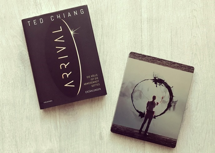 Rezension: Arrival von Ted Chiang