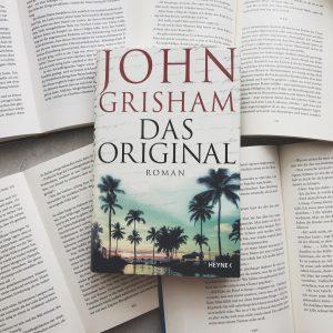 Das Original wird mein erster Roman von John Grisham eshellip