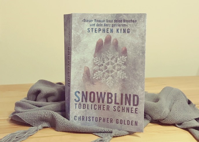Rezension: Snowblind von Christopher Golden