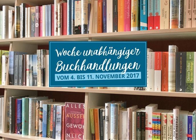 Zur Woche der unabhängigen Buchhandlungen, eine Liebeserklärung an meine Buchdealer