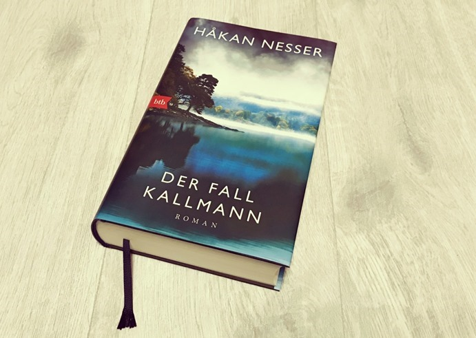 Rezension: Der Fall Kallmann von Hakan Nesser
