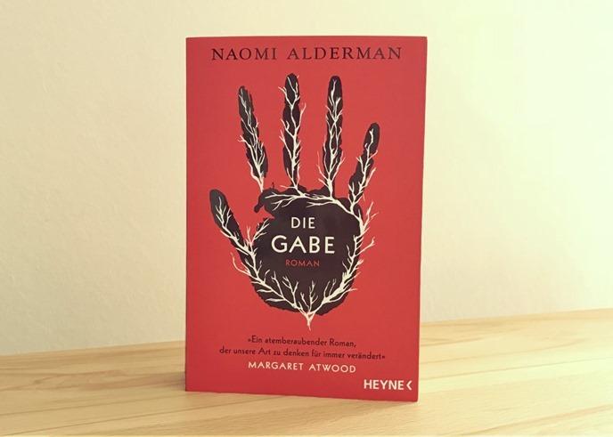 """Rezension: """"Die Gabe"""" von Naomi Alderman"""
