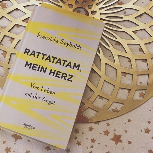Rezension: Rattatatam, mein Herz von Franziska Seyboldt
