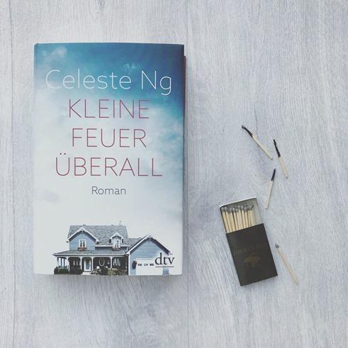 Rezension: Kleine Feuer überall von Celeste Ng