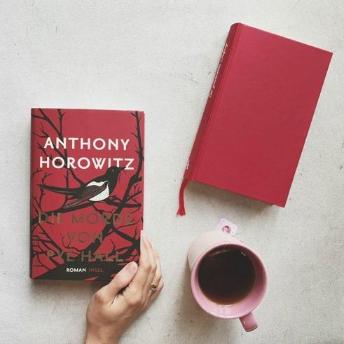 Rezension: Die Morde von Pye Hall von Anthony Horowitz