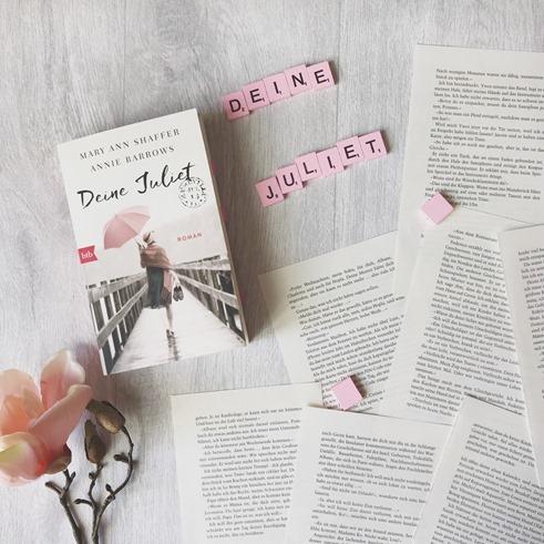 Rezension: Deine Juliet von Mary Ann Shaffer