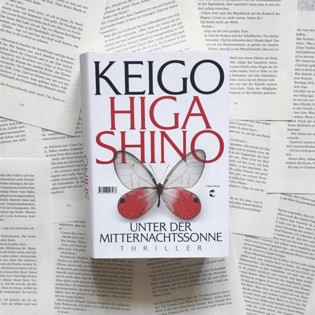 Rezension: Unter der Mitternachtssonne von Keigo Higashino