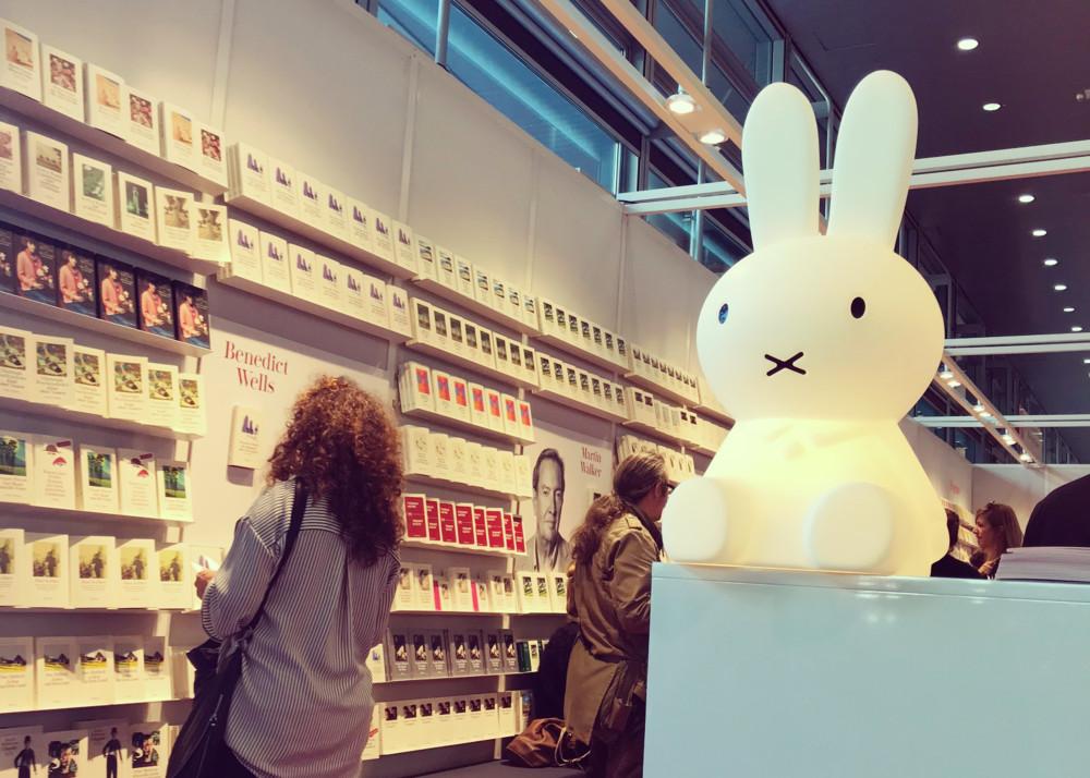 Frankfurter Buchmesse 2018 und meine Messe-Geheimtipps