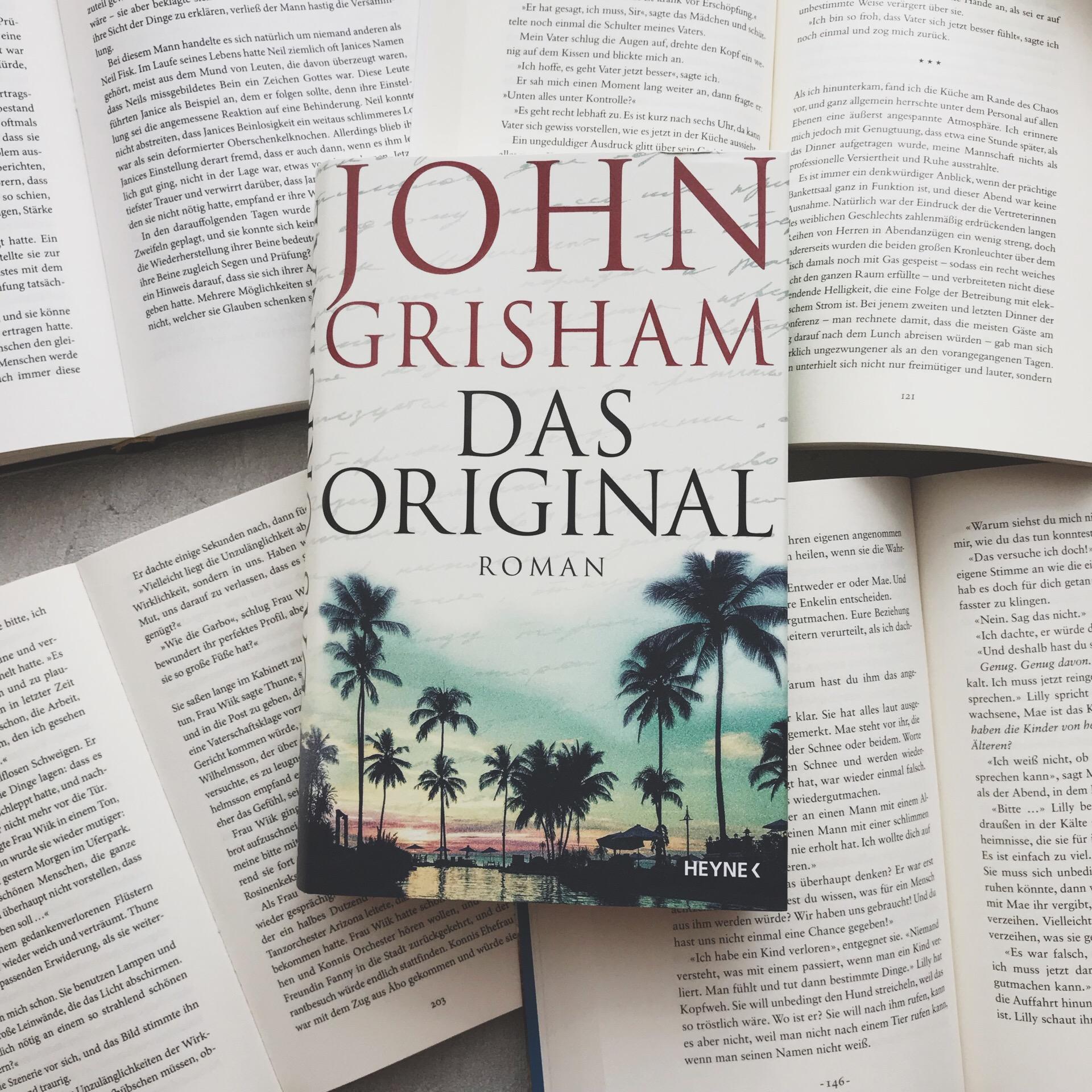Rezension: Das Original von John Grisham