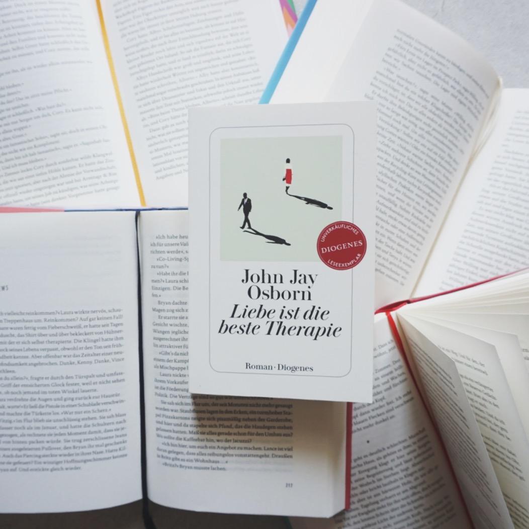 Rezension: Liebe ist die beste Therapie von John Jay Osborn