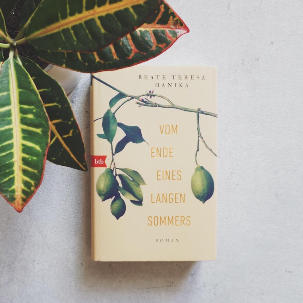 Rezension: Vom Ende eines langen Sommers von Beate Teresa Hanika