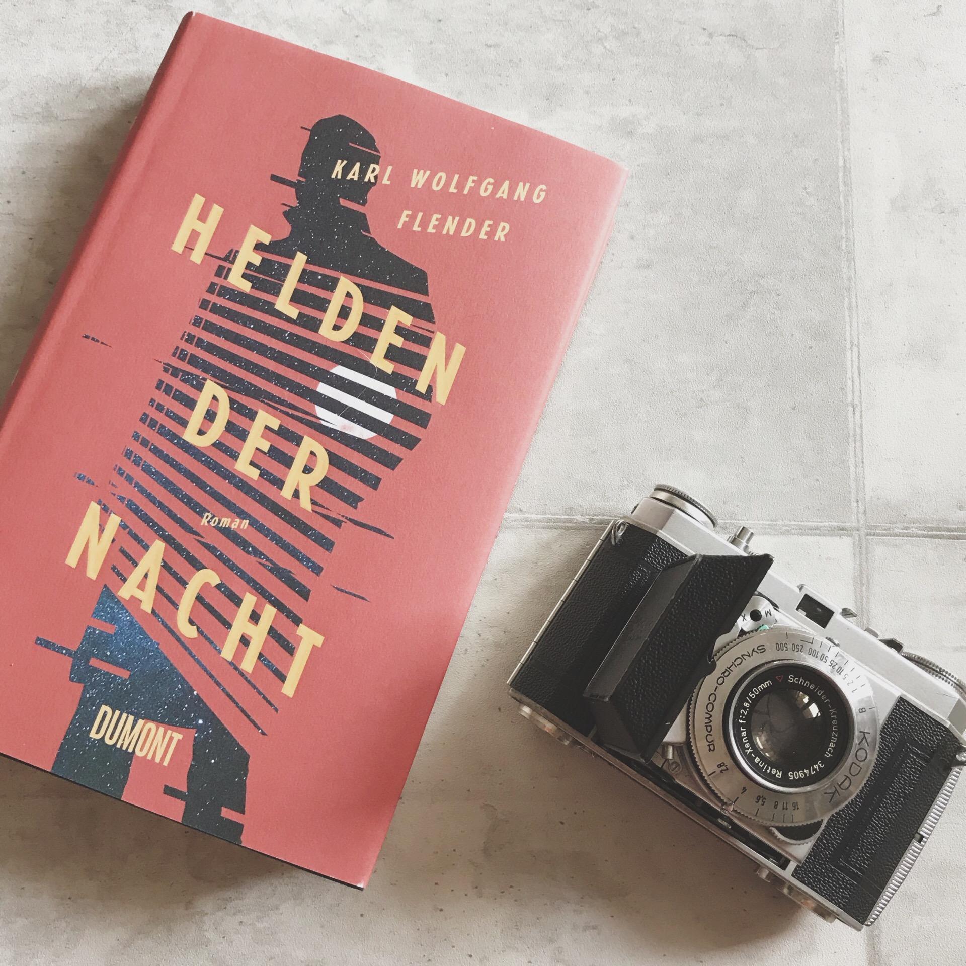 Rezension: Helden der Nacht von Karl Wolfgang Flender