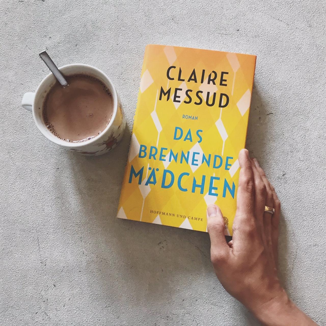 Rezension: Das brennende Mädchen von Claire Messud
