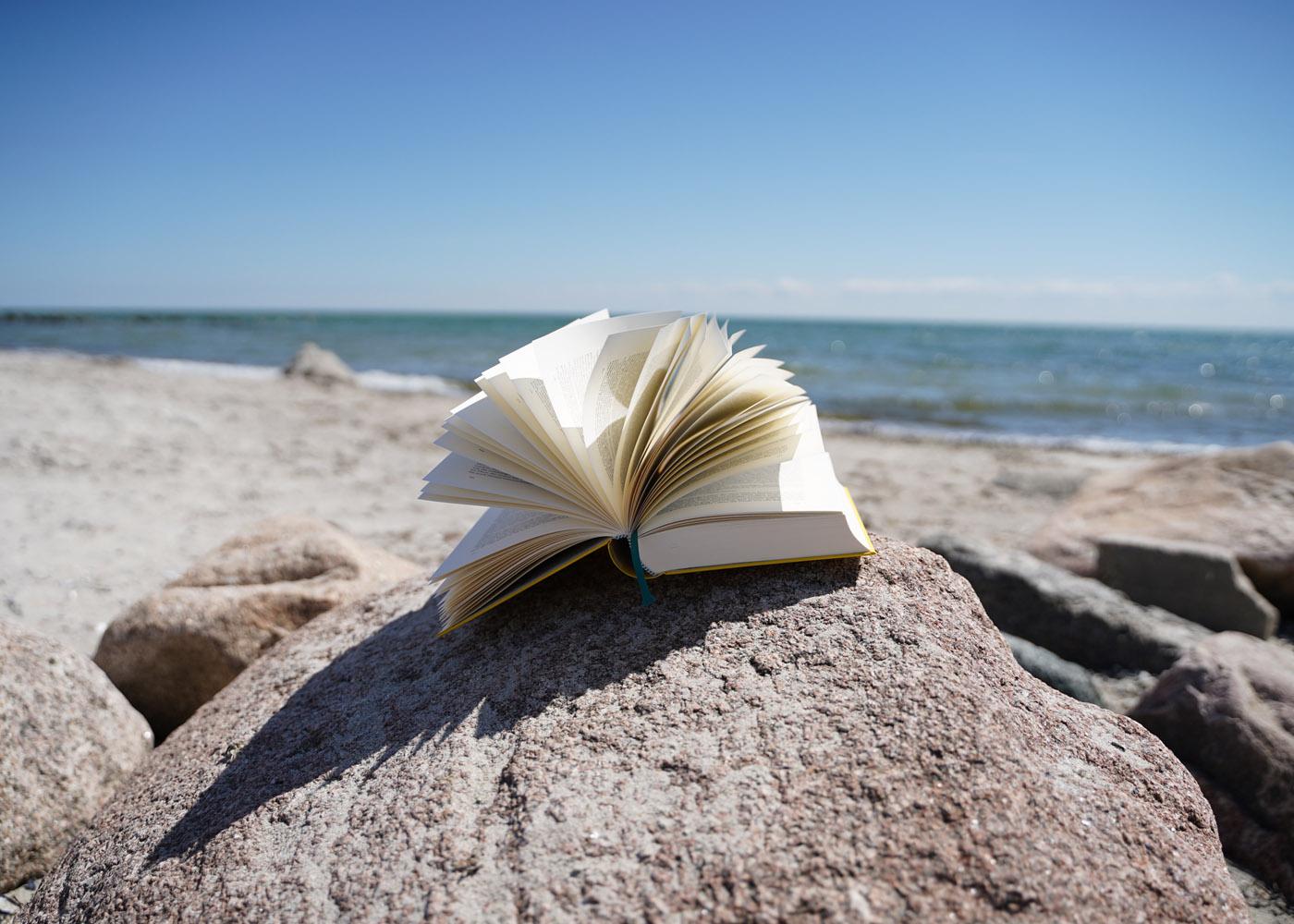 5 Bücher für den Urlaub am Strand