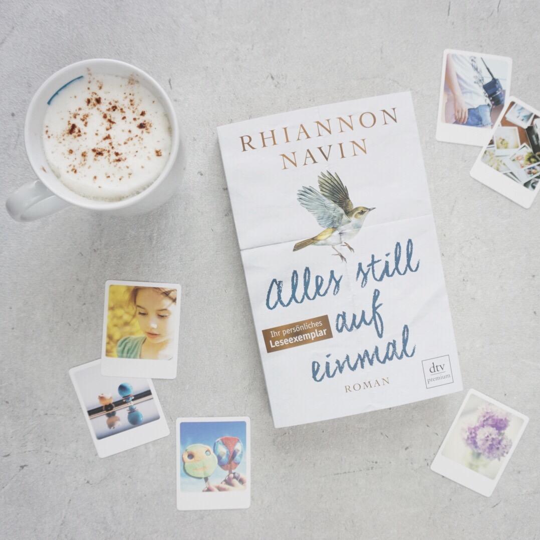 Rezension: Alles still auf einmal von Rhiannon Navi