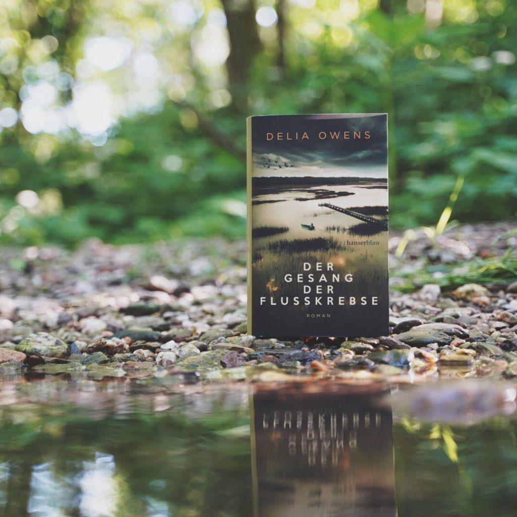 Rezension: Der Gesang der Flusskrebse von Delia Owens