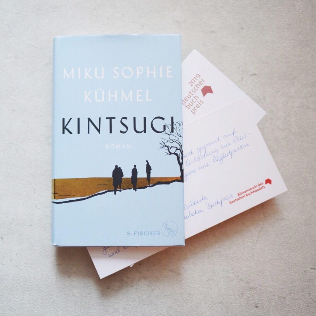 """#buchpreisbloggen """"Kintsugi"""" von Miku Sophie Kühmel"""