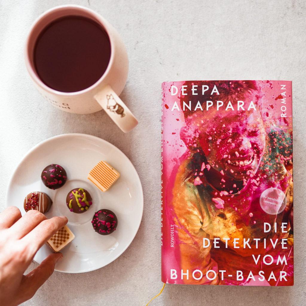 Rezension: Die Detektive vom Bhoot-Basar von Deepa Anappara