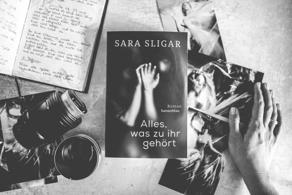 Rezension: Alles, was zu ihr gehört von Sara Sligar