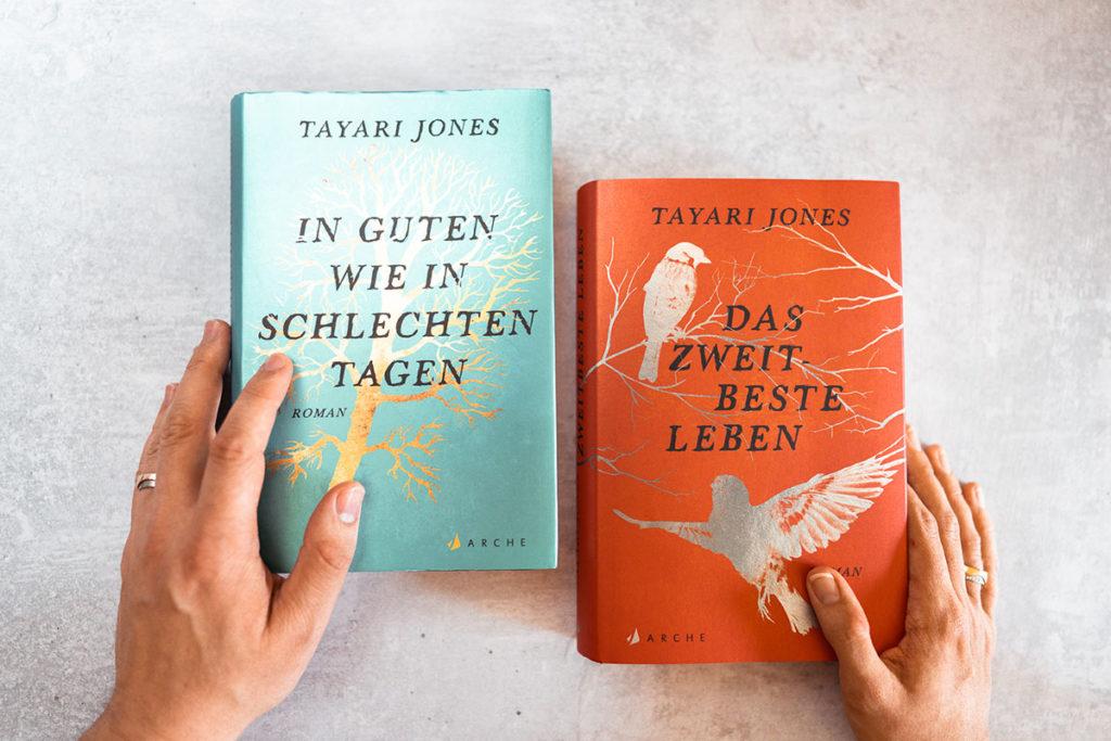 Zwei Romane von Tayari Jones – Doppelte Begeisterung