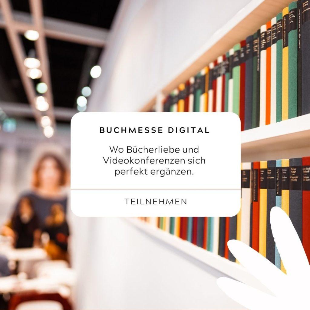 Warum eine digitale Buchmesse Teilhabe bedeutet