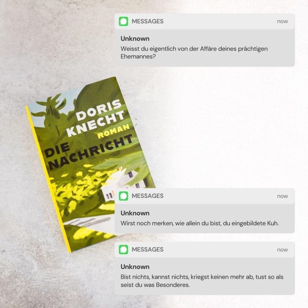 Die Nachricht von Doris Knecht
